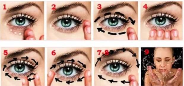 Как уплотнить кожу под глазами? Интересные секреты