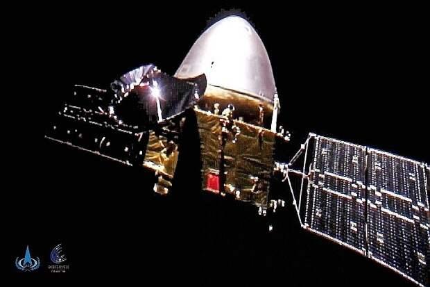 В NASA прокомментировали успешную посадку китайского зонда на Марс