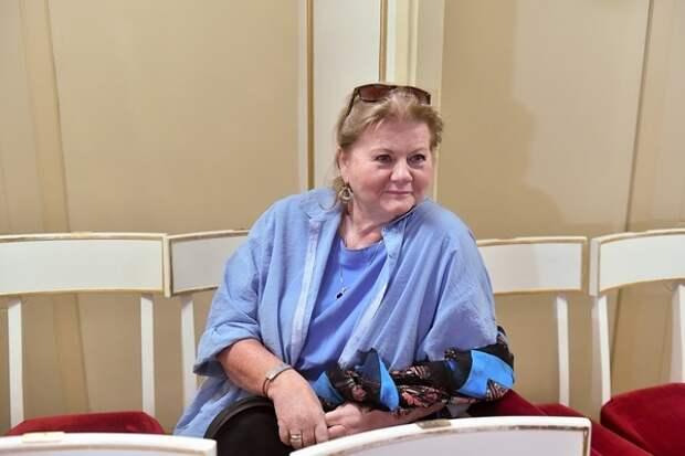 Ирина Муравьева рассказала, как реагирует на 25 процентов в зале во время спектаклей
