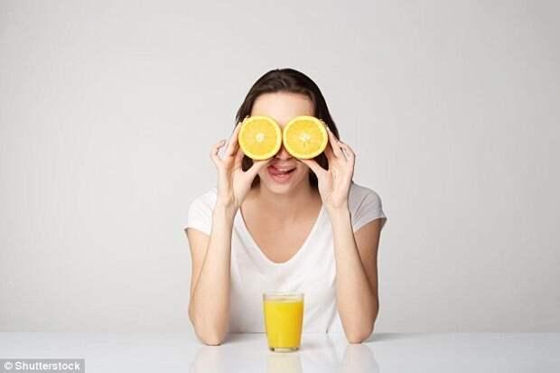 Необходимо ежедневно съедать не менее пяти впорций фруктов и овощей здоровый образ жизни, легенды, наука и жизнь