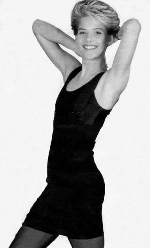 Си Си Кэтч – поп-певица с красивым голосом из 80-х.