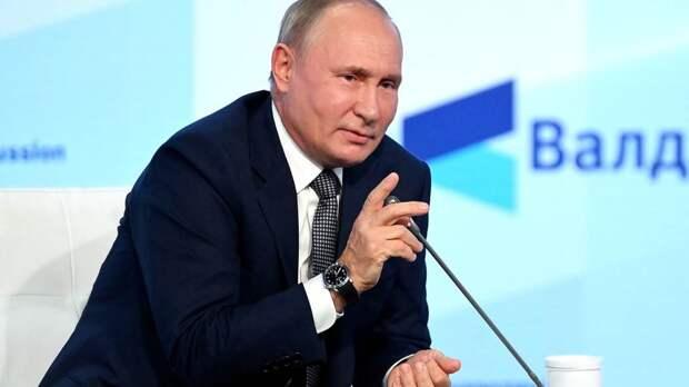 Мюнхенская речь 2.0. Путин распрощался с глобалистами