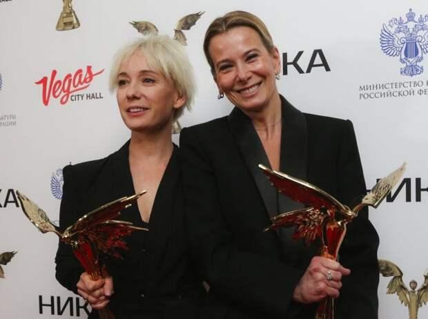 На премии «НИКА» назвали лучших российских актрис 2019-2020 годов