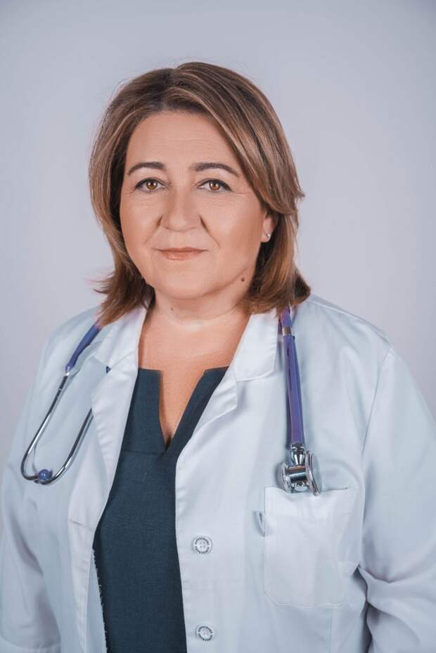 Галина Андреева, фото из личного архива