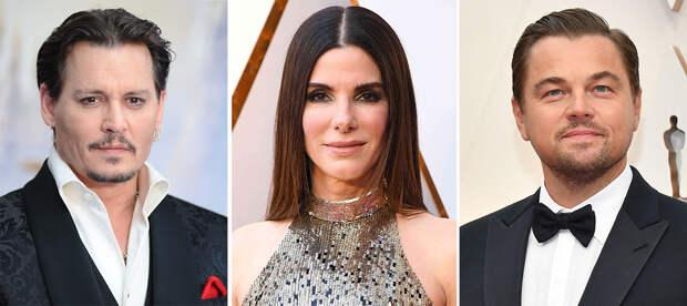 Высокие гонорары голливудских знаменитостей