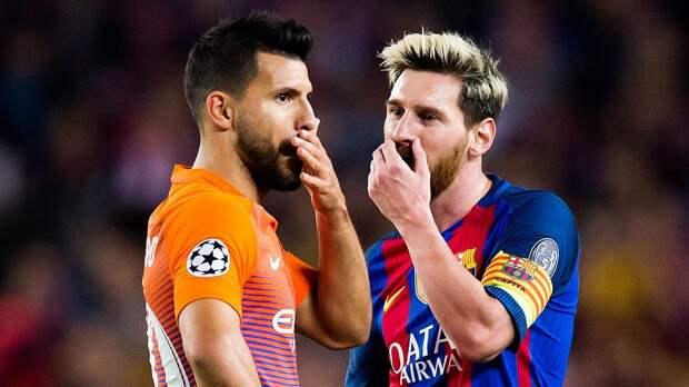 Агуэро в «Барселоне» будет получать в 2 раза меньше, чем он зарабатывал в «Манчестер Сити»