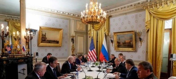 Байден ждёт результатов по урегулированию отношений с Россией в течение 3—12 месяцев