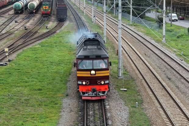 Без России все стоит - железная дорога в Латвии переходит на режим выживания