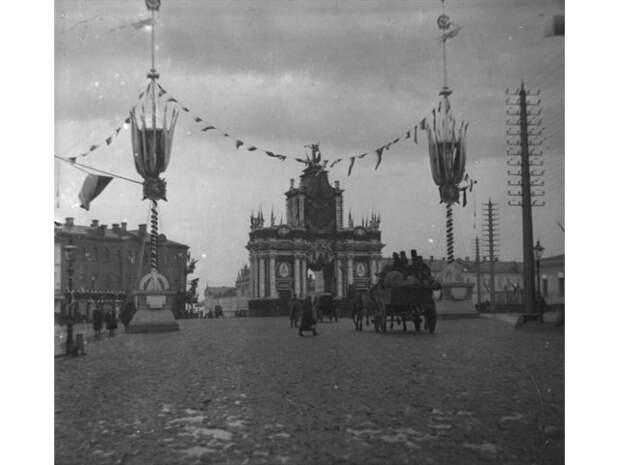 1895–1896. Проблемы внешней политики и коронация Николая II