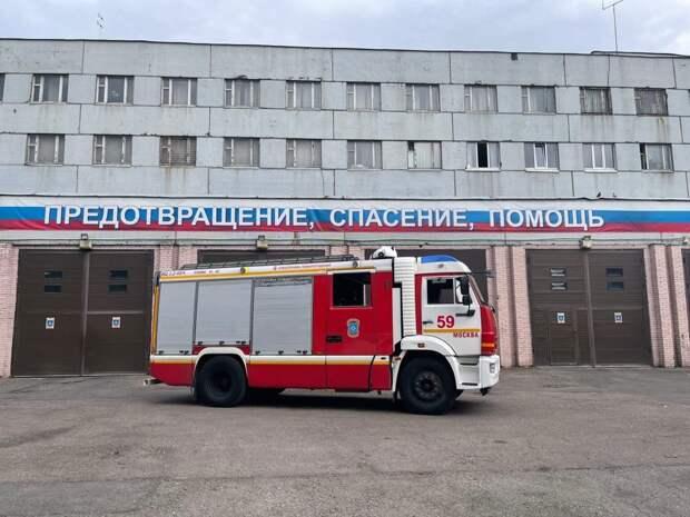 В квартире дома на Шокальского ликвидировали пожар