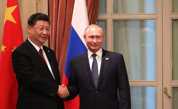 Главы России и Китая дадут старт строительству атомного объекта