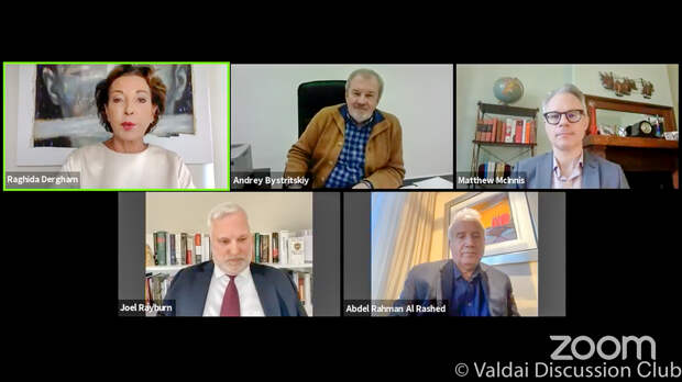 Андрей Быстрицкий: Россия ищет глобальное решение для Ближнего Востока
