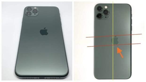 iPhone с кривым логотипом был продан втрое дороже обычного