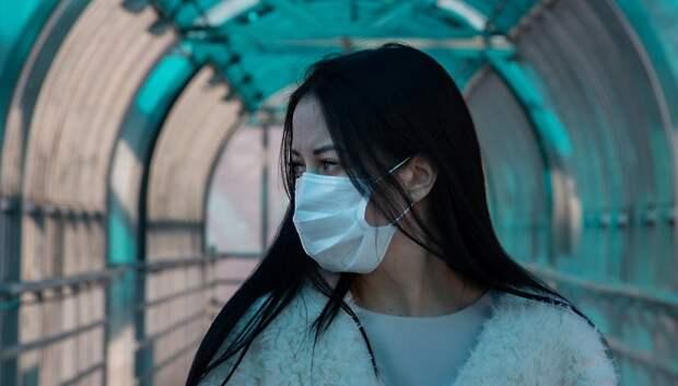 Торговлю масками в транспорте разрешили в Подмосковье с 12 мая