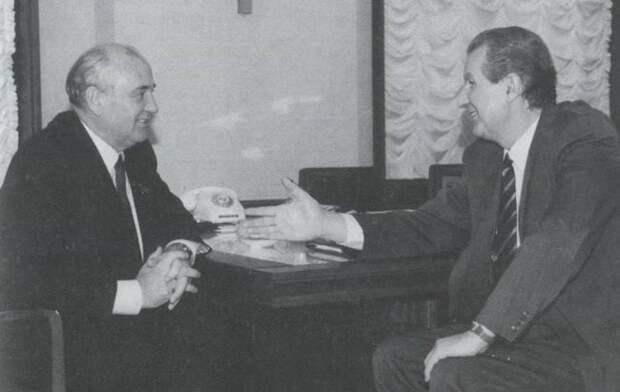 Зденек Млынарж: что стало с самым близким другом Михаила Горбачева