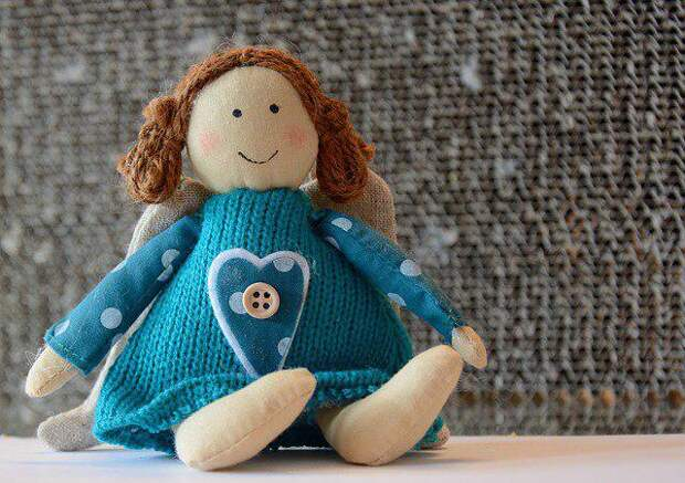 Кукла. Фото: pixabay.com