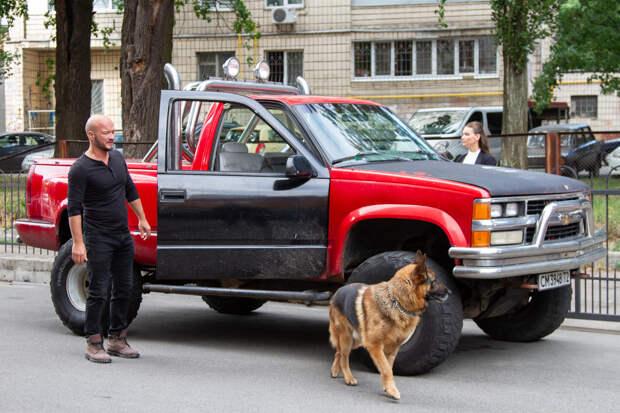 Никита Панфилов вновь встретится со «Псом»