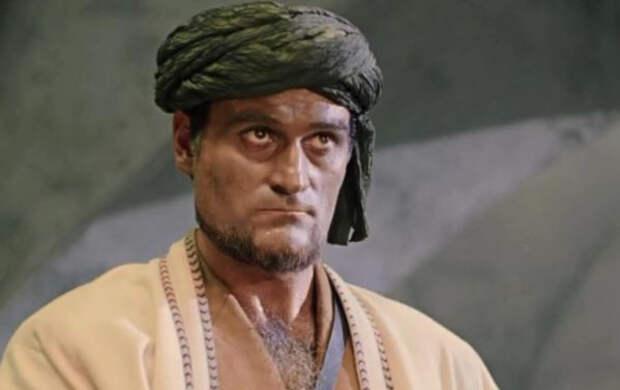 Сыгравший Абдуллу в «Белом солнце пустыни» актер скончался в 85 лет