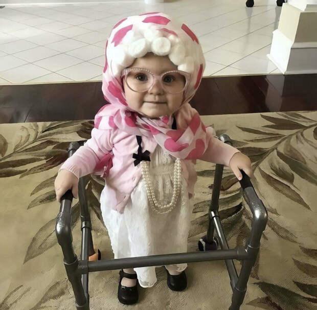 Какие милашки! 10+ фото забавных детских костюмов на Хэллоуин
