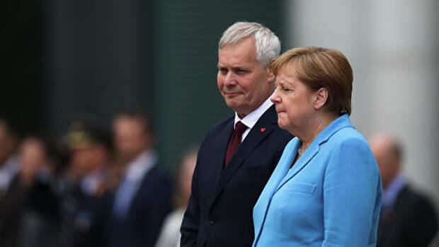 Дни канцлера сочтены: у Меркель случился серьезный электрический приступ