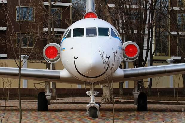Як-40: первый реактивный самолет для местных авиалиний