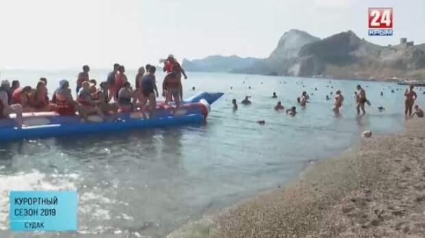 Первые итоги курортного сезона в Крыму