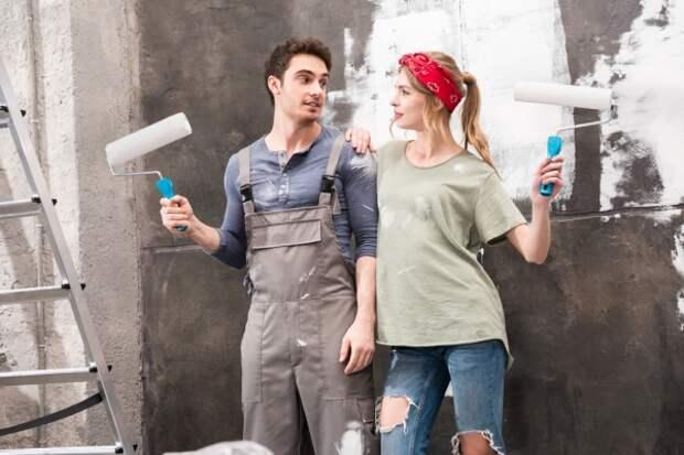 Как сэкономить на ремонте жилья?
