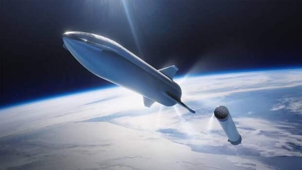 Космический корабль Starship послужит американской армии?