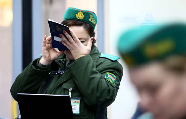Пограничного контроля на границе с Белоруссией не будет.