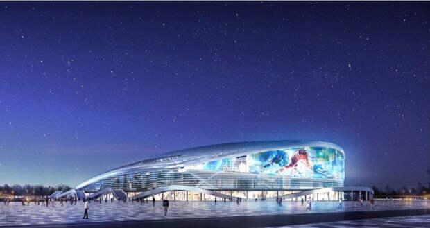 Решение о строительстве ледового дворца в Нижнем Новгороде примут в 2022 году