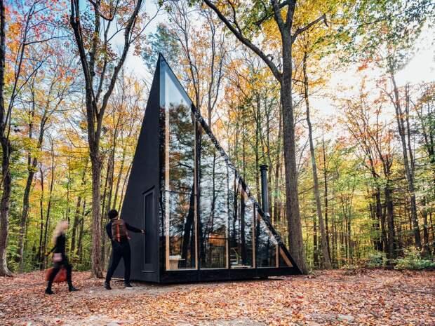 Модульные дома для отдыха в штате Нью-Йорк