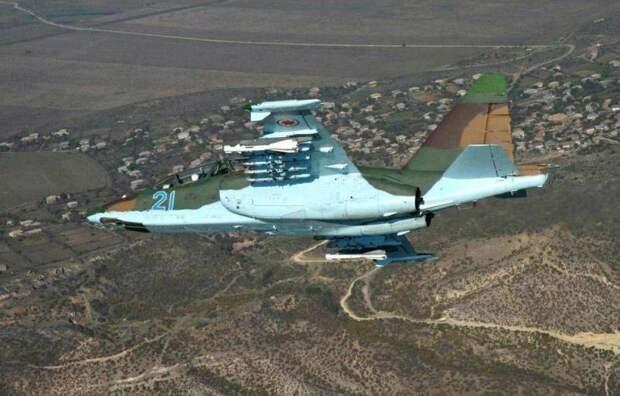 Ереван: Сбит азербайджанский Су-25, прикрываемый F-16