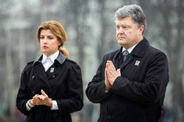 Жена Порошенко пообещала вернуть Крым — после переизбрания мужа на второй срок