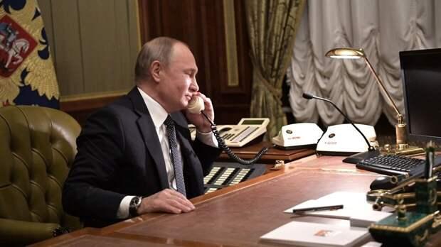Байден прокомментировал беседу с Путиным