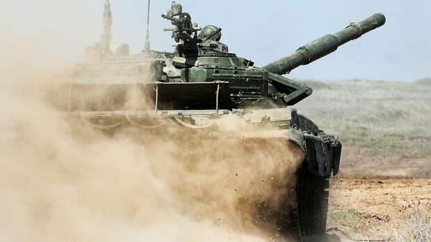 Армия России получит почти 200 современных танков в 2021 году