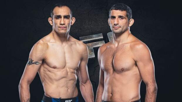 UFC 262, Тони Фергюсон— Бенеил Дариуш: видеотрансляция боя