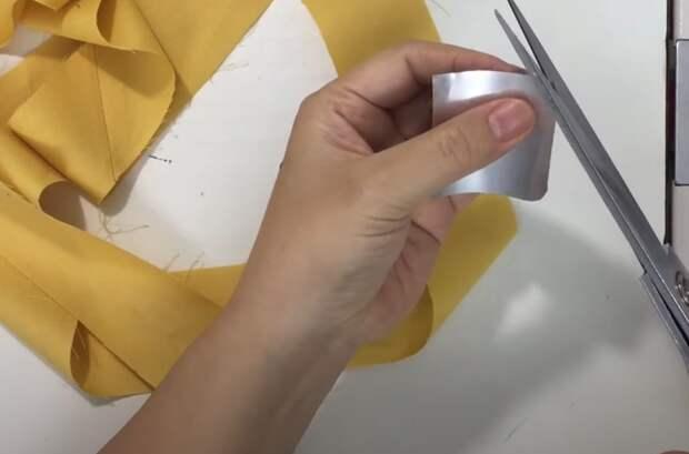 Швейный лайфхак: как шить при помощи пивной банки