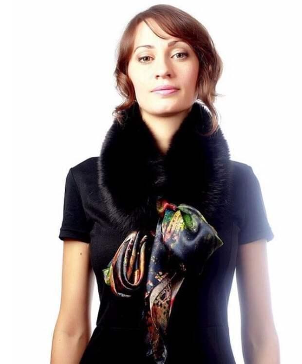 Роскошно. Стильно. Удобно. Съёмный меховой воротник — зимний фаворит любой модницы!