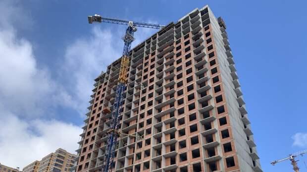 Коррекция цен на жилье наблюдается в Москве