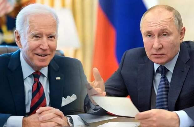 Кремль: Конкретных мест встречи Путина и Байдена пока нет