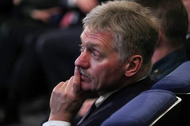 Дмитрий Песков рассказал об уезжающей из России молодёжи