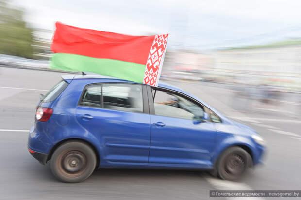 Митинги за Лукашенко. 20.08.2020