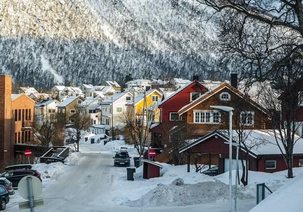 Почему норвежцы не экономят электричество и не обогревают дома газом