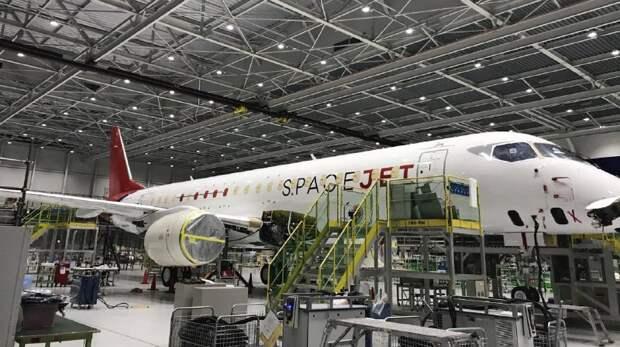 Производство японского регионального самолёта Mitsubishi SpaceJet остановят