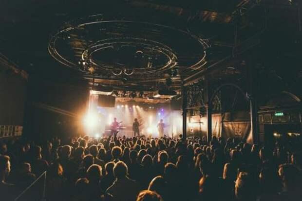 В Киеве прошёл концерт неонацистской музыки