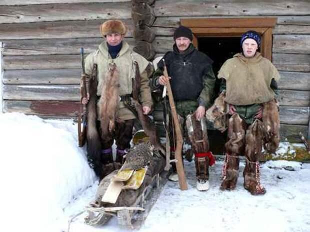 Снаряжение охотника