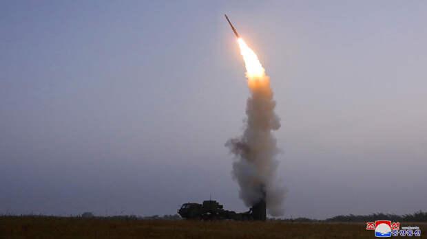 Тона Ильбо сообщила, что КНДР испытала баллистическую ракету подводных лодок