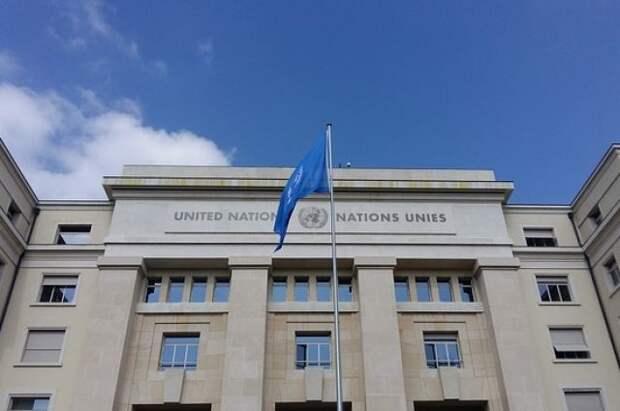РФ призывает США и Украину поддержать в ООН борьбу с неонацизмом