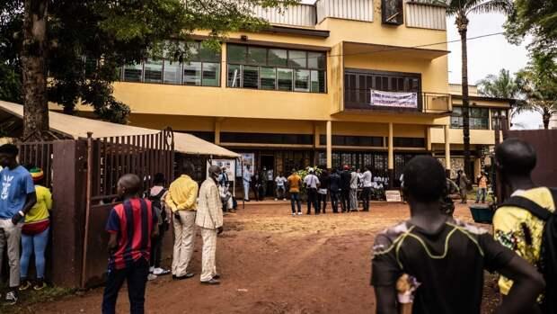 Общественная организация ЦАР провела конференцию по развитию демократии в стране