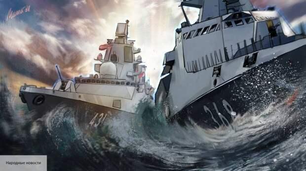NetEasе: ВМФ России решил проблему с украинскими двигателями